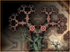 Fractal Tree by Anto106