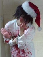 Merry Bloody Christmas by IdiotsInWigs