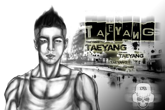 TAEYANG by DYING-BREED-94