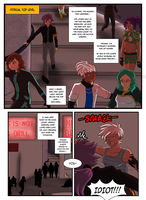 Auroris - ROUND 0 - End of Eden -  PAGE 2 by WhiteFire-Inc