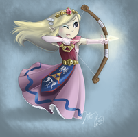 Windwaker - Zelda by DisneyJAM