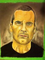 Henry Rollins by Gallactus77