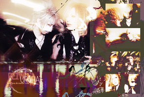Reita x Uruha - from the distorted city (PS) by KaZe-pOn