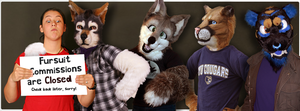 Fursuit Commissions are CLOSED by Tsebresos