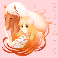 Year of the Horse by Fishenod