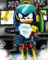 Lost Hedgehog tales Special (variant cover) by 4sonicfan