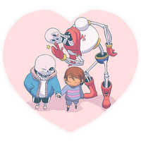 Undertale by Youko-Shirokiba