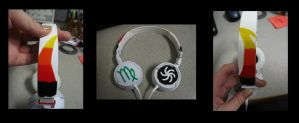 Kanaya Headphones by LavastormSW