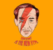 JOKOWI IS THE NEW HYPE! by AFDROBOY