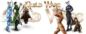 Guild Wars by IceBone