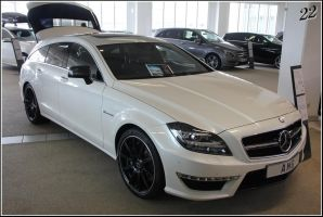 Mercedes CLS Shooting Brake AMG by 22photo
