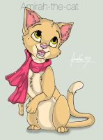 Meow by Amirah-the-cat