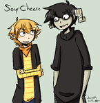 Soy and Cheese by Whoodles