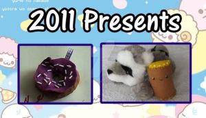2011 Presents by Aiko-Hirocho