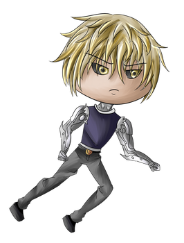 Genos! by RollingTomorrow