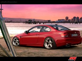 BMW M3 Coupe by adam4186
