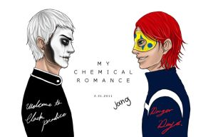 my chemical romance by killworld