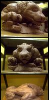 Clay Beast: WIP by Canada-Guy-Eh