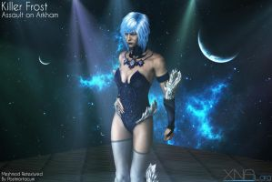 IGAU - Killer Frost - Assault On Arkham by Postmortacum