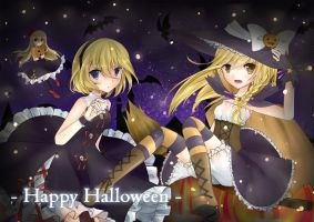 Happy Halloween~! by KANiCHaN