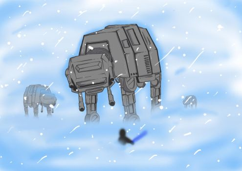 Hoth by ProfBacon