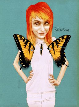 HAYLEY WILLIAMS by solitarium