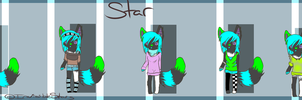 :COM: Star Clothing by Splattered-Hearts
