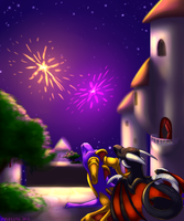 new year by aacrell