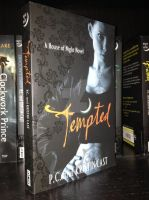 House of Night Series: Tempted - Book by Horsey-Luver450