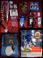 Sonic Collection .:Misc part 3:. by VeggieMadness