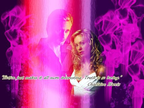 Eric and Sookie Wallpaper 1 by Simply-Dreams