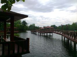 Tasik Melati park 3 by plainordinary1