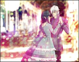 Would you dance with me? by NarumyNatsue