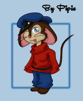 Fievel by Pipix21