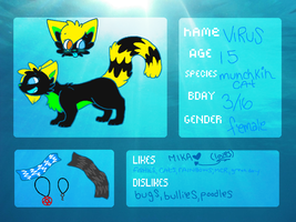 Virus Reference 2013 Update by Deadly-Meow