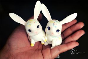 Cuppie and Eira by tinaheart