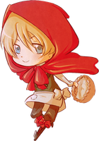 Little Red Riding Alois by Mydri-Myd