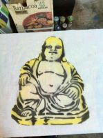 Buddha is in The House by gambel2gambel