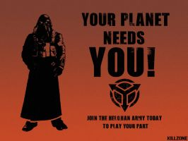Your Planet Needs You by Spatial