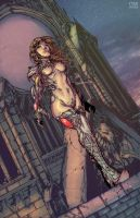 BA-Witchblade by Creation-Matrix