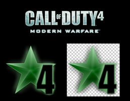 Call Of Duty 4 Icon by dexxaboy