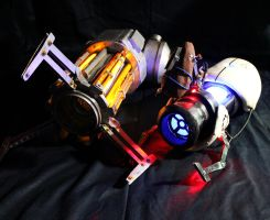 Portal Gun Gravity Gun by Darkrainee