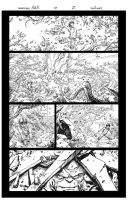 Incredible Hulk #10  pg 2 by TomRaney