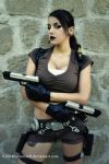 Tomb Raider Legend - Guns by FuinurCroft