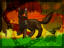 Brambleclaw- the MONSTER I have become by Rainstarlightsky