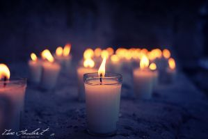 Candles II by IsacGoulart
