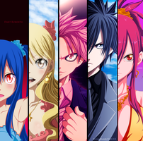 Fairy Tail - Collab by iFeerGirl