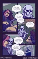 Kay and P: Issue 19, Page 14 by Jackie-M-Illustrator