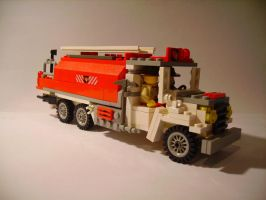 Lego - Fire Engine 2 by Tim-Ltd