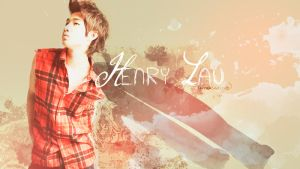 SJ-M: Henry Lau WALLPAPER by ShyraSakuso
